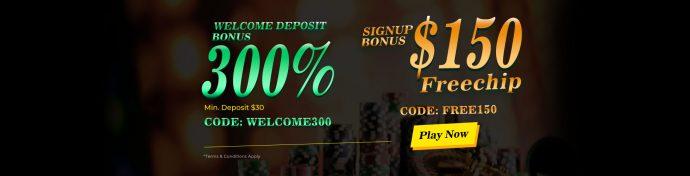 Slotsvilla Welcome Bonus